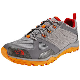 The North Face Ultra Fastpack II GTX - Chaussures running Homme - gris